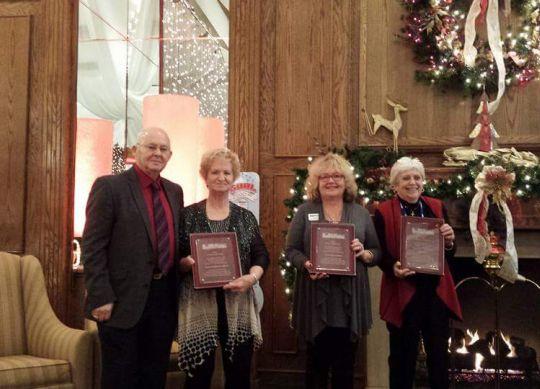 Member Emeritus Awards